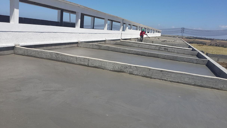 Isoetanche b ton cellulaire - Piscine en beton cellulaire ...